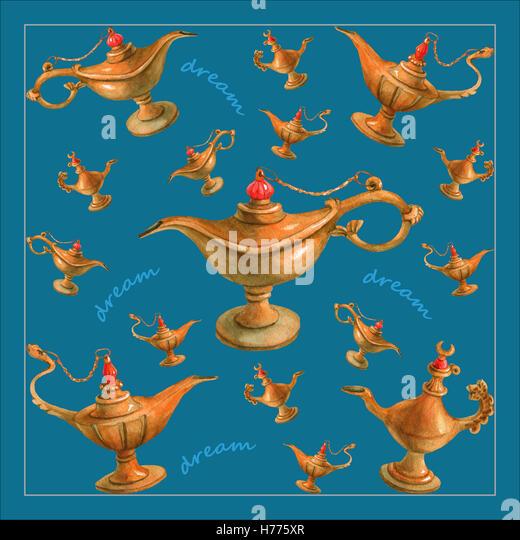Aladdin Genie Stock Photos & Aladdin Genie Stock Images ...