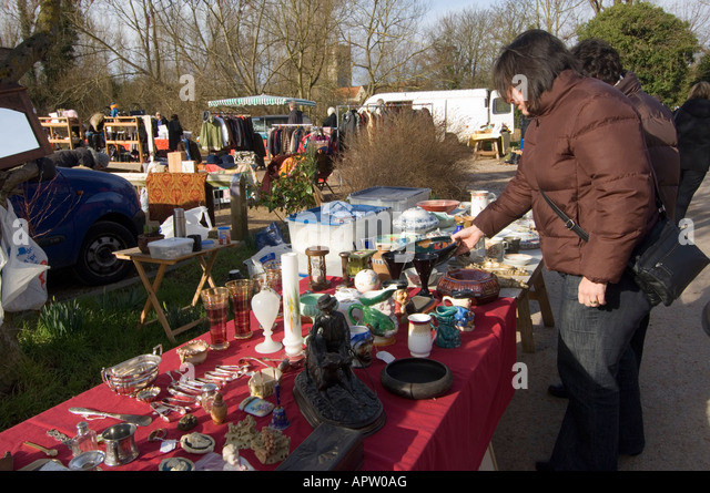 bric a brac stall stock photos bric a brac stall stock images alamy. Black Bedroom Furniture Sets. Home Design Ideas