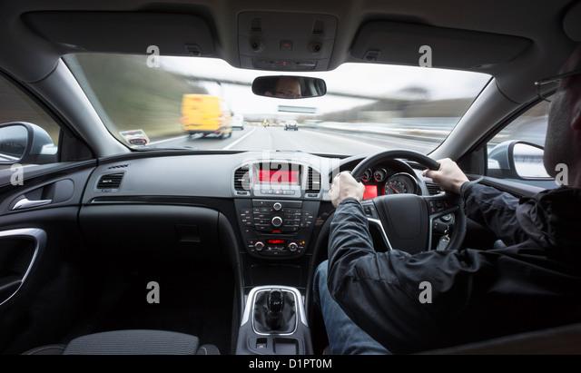 Car Dashboard Uk Stock Photos & Car Dashboard Uk Stock ...