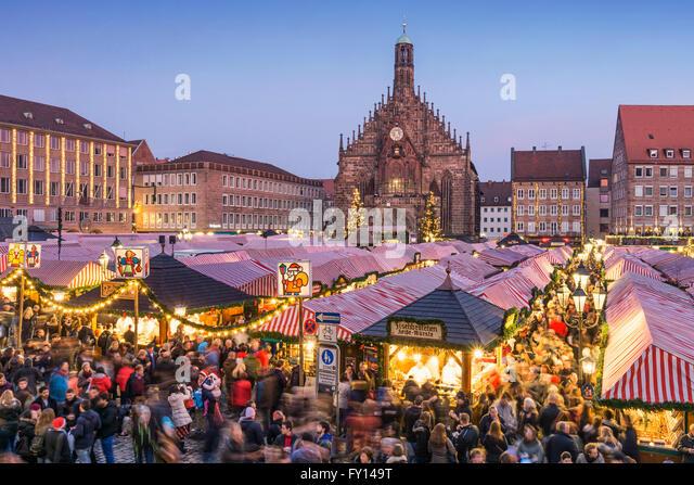 Nuremberg Christmas Market Stock Photos Amp Nuremberg
