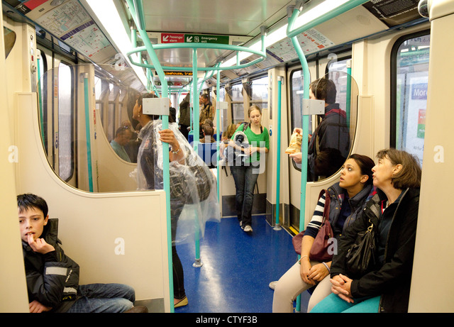 Inside Of Railway Carriage Stock Photos Amp Inside Of