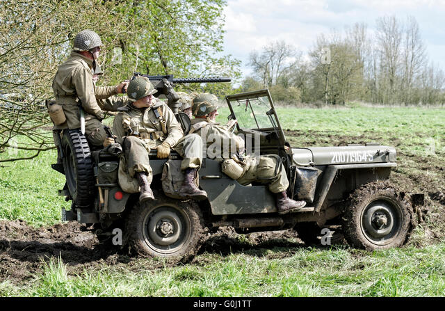 Us Army Jeep Ww2 on De Posing Numbers Part 1