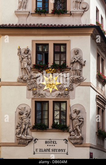 Zlate stock photos zlate stock images alamy for Quirky hotels in prague