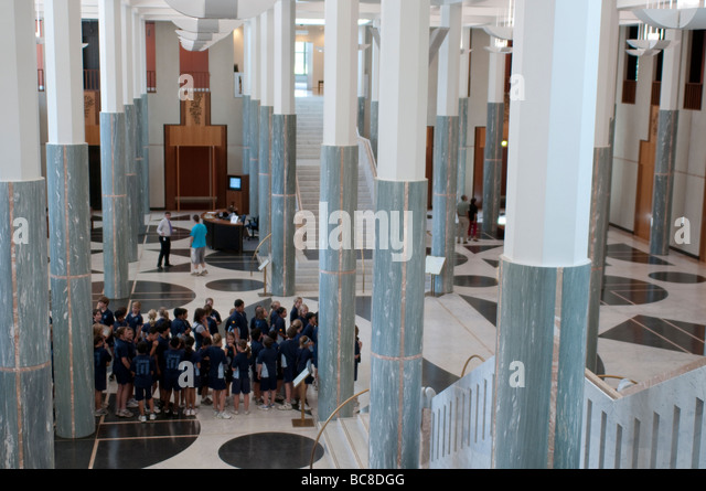Parliament House Marble Foyer : Foyer house stock photos images alamy