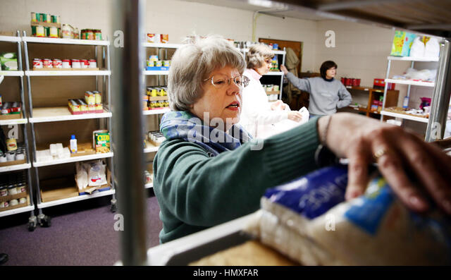 Bettendorf Food Pantry