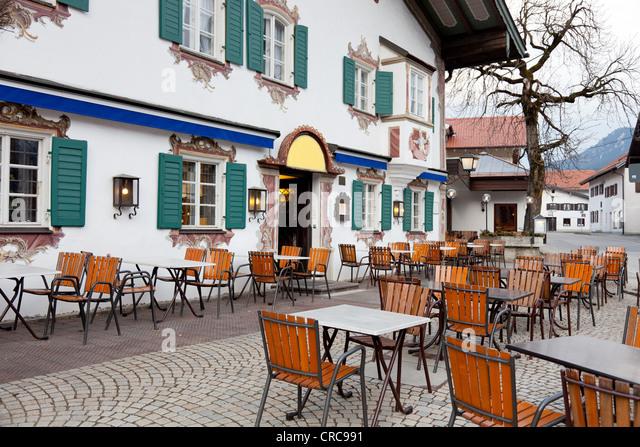 Restaurant Furniture Germany : Outside restaurant germany stock photos