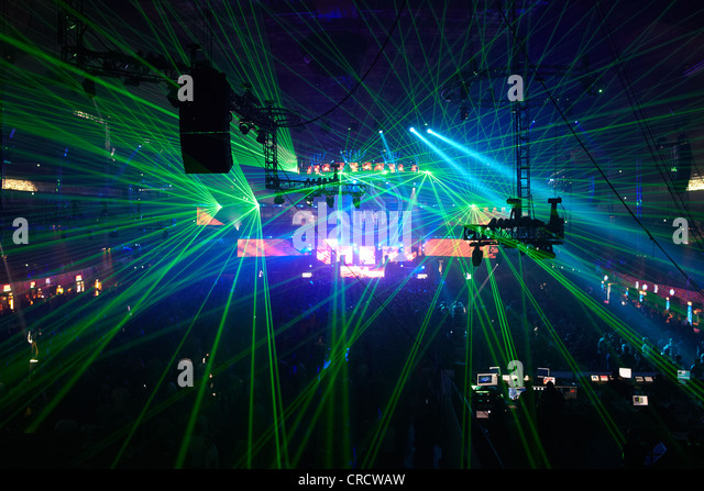 Single Party Dortmund Westfalenhalle