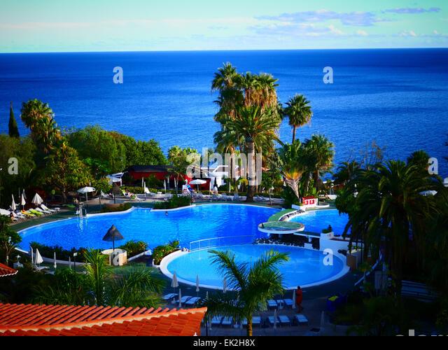 Tecina stock photos tecina stock images alamy for Hotel jardin tecina gomera