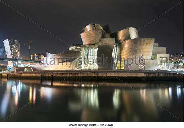 the guggenheim museum euskadi stock photos the guggenheim museum euskadi stock images alamy