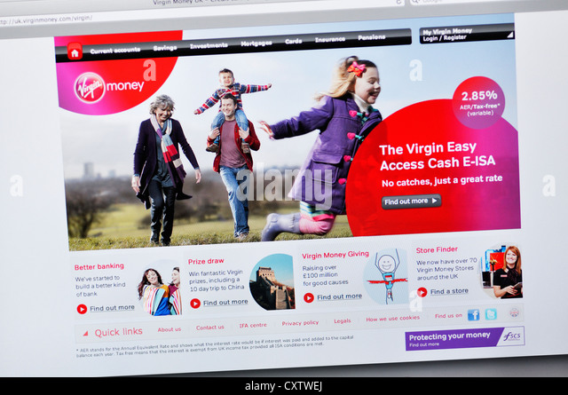 Virgin credit card internet log in