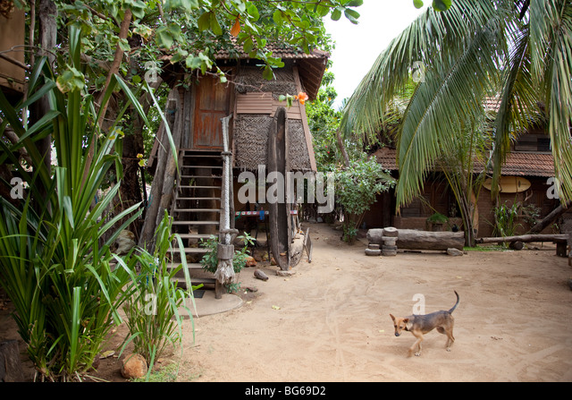 Shri Lanka Beach Huts