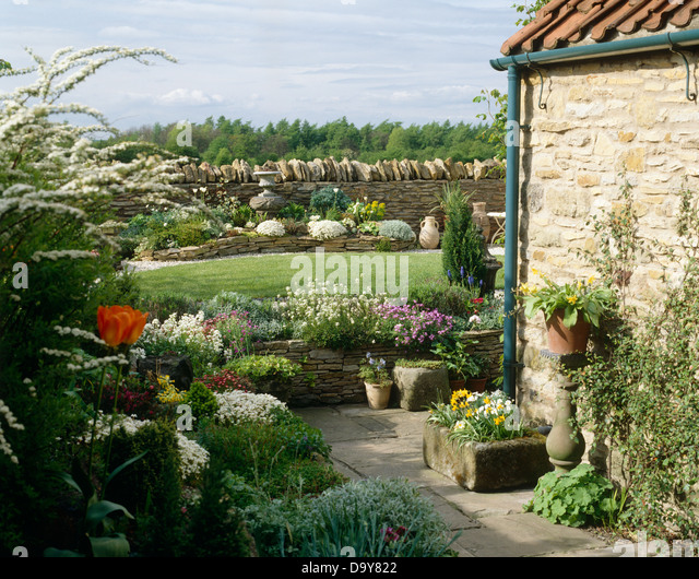 Sink Garden Stock Photos Sink Garden Stock Images Alamy