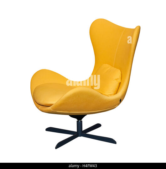 spinning yellow office chair stock image amazing yellow office chair