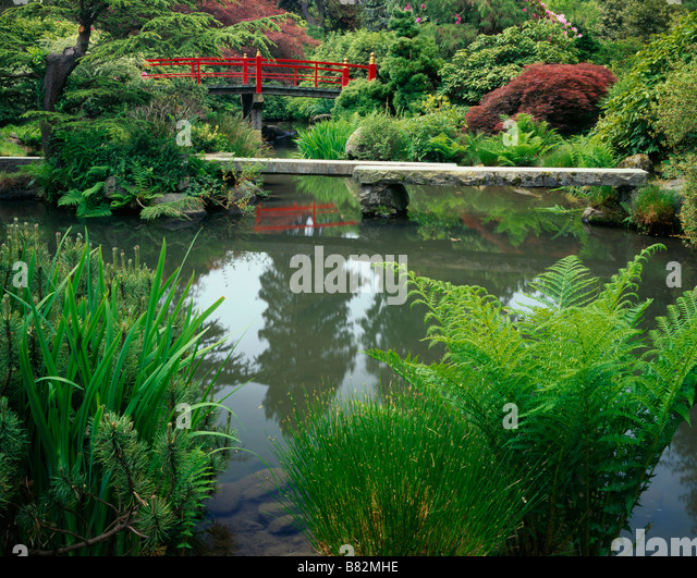 Sheffield Music Festival Garden Walk: Mapes Stock Photos & Mapes Stock Images