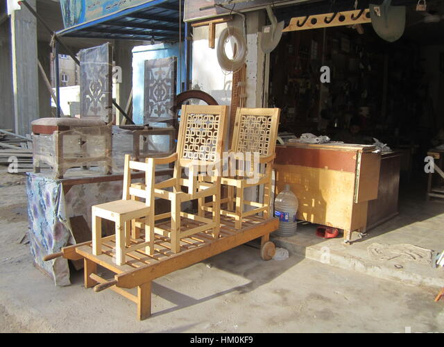 Chairs for sale  A small furniture shop  Hurghada Egypt   Stock Image. Furniture Shop Sale Stock Photos   Furniture Shop Sale Stock