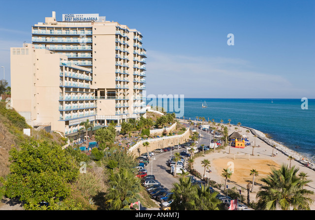 Benalmadena hotel stock photos benalmadena hotel stock for Hotel malaga premium