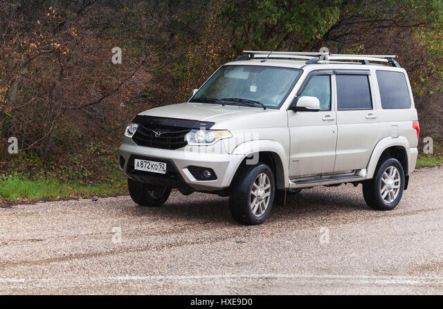 uaz patriot stock photos uaz patriot stock images alamy. Black Bedroom Furniture Sets. Home Design Ideas