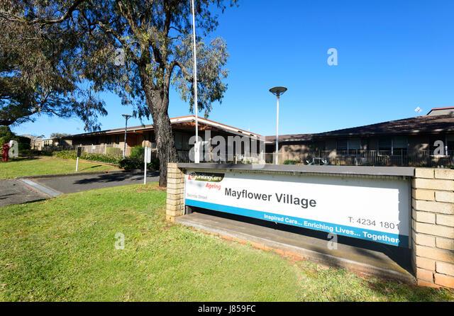 UnitingCare Nursing Home, Gerringong, New South Wales, NSW, Australia - Stock Image