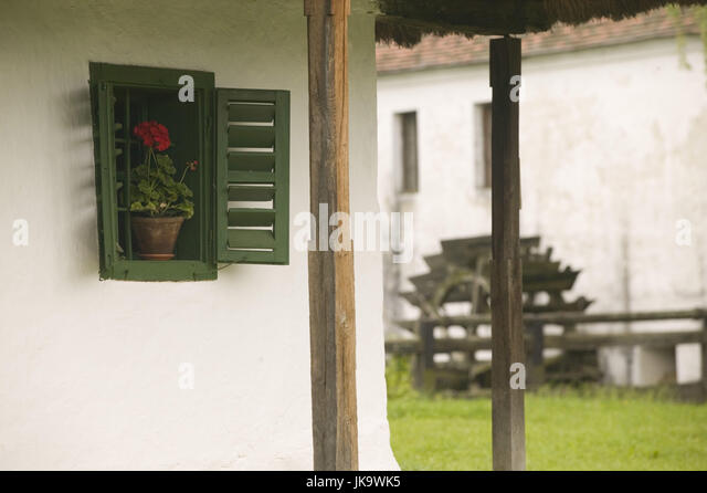 Wassermuhle stock photos wassermuhle stock images alamy for Haus fenster