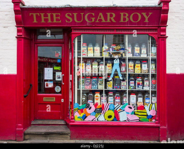 Old Fashioned Sweet Shop West London