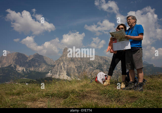 South Tyrol Map Stock Photos South Tyrol Map Stock Images Alamy