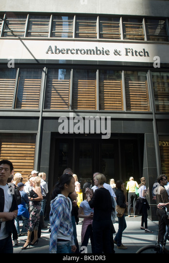 Manhattan clothing stores