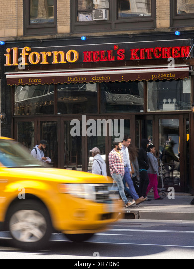 Il Forno Nyc Hells Kitchen