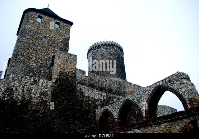 castle bedzin poland medieval - photo #21