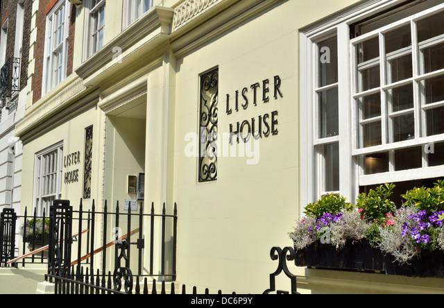 London imaging centre lister house