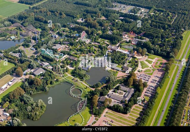 Walibi holland stock photos walibi holland stock images for Amusement park netherlands