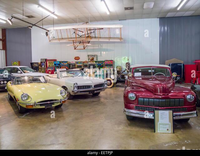 Antique Car Museum Florida Stock Photos Antique Car Museum