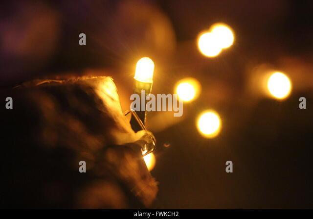 String Lights At Night : String Lights Night Stock Photos & String Lights Night Stock Images - Alamy