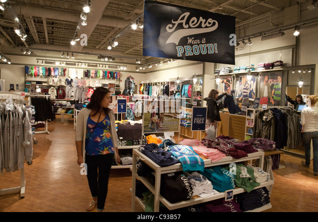 Clothing stores in dc