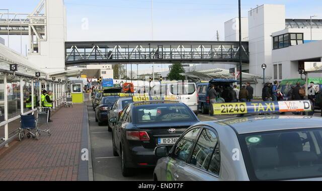 dublin airport bus