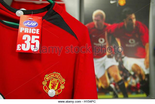 manchester united shop london
