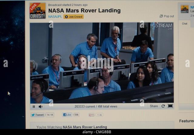 mars rover control room - photo #40