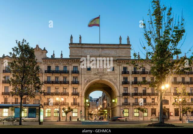 Banco Santander Sevilla Republica Argentina 11