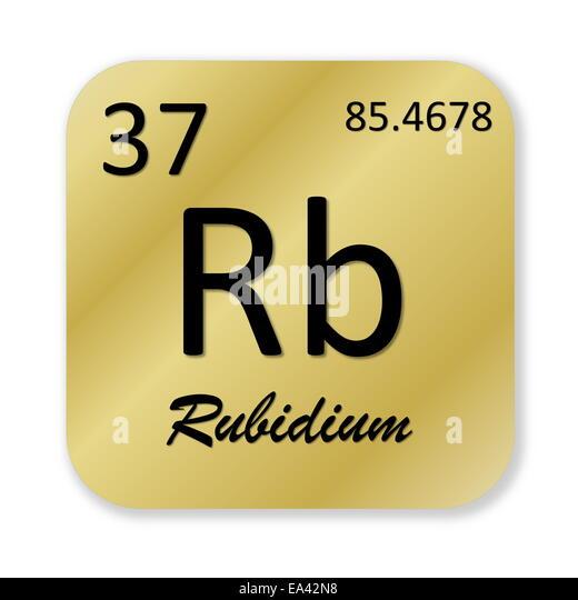 Rubidium Stock Photos & Rubidium Stock Images - Alamy