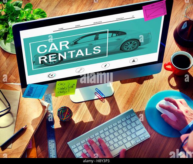 Car Rentals Stock Photos Amp Car Rentals Stock Images Alamy