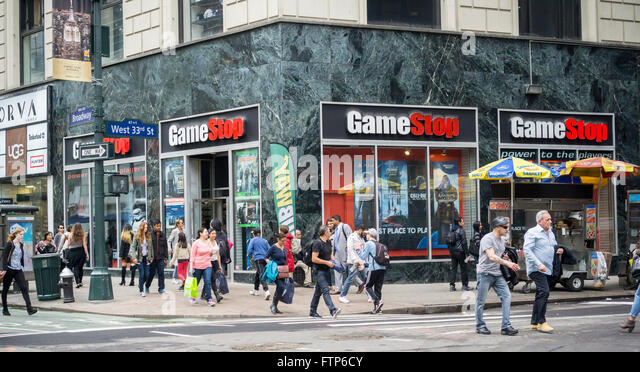 Game store and closed stock photos game store and closed stock a gamestop video game store in new york on friday march 25 2016 sciox Choice Image