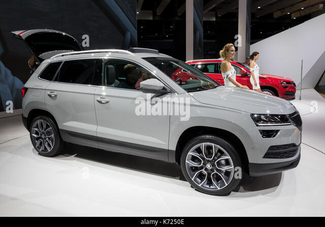 skoda yeti stock photos skoda yeti stock images alamy. Black Bedroom Furniture Sets. Home Design Ideas