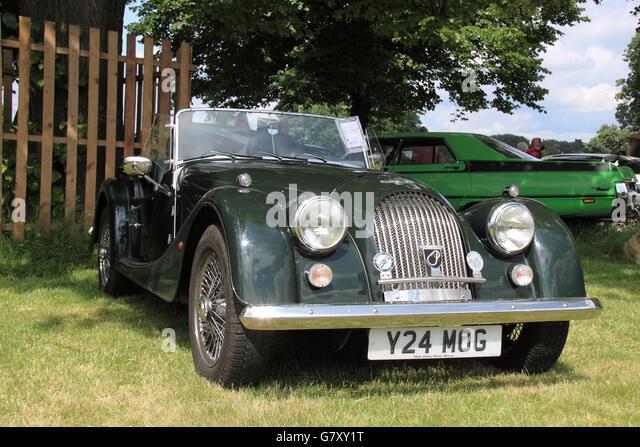 Morgan 4 4 Sports Car Stock Photos Morgan 4 4 Sports Car Stock