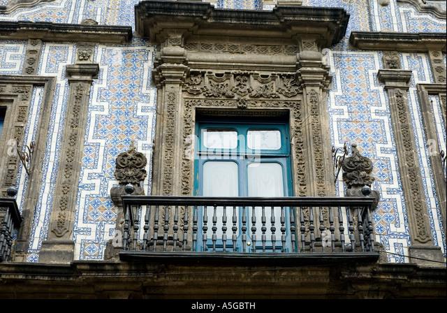 Sanborn house stock photos sanborn house stock images for Sanborns azulejos mexico city