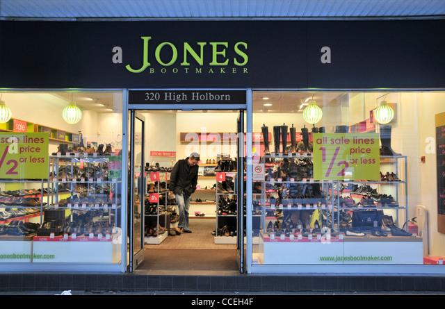 jones the boot maker