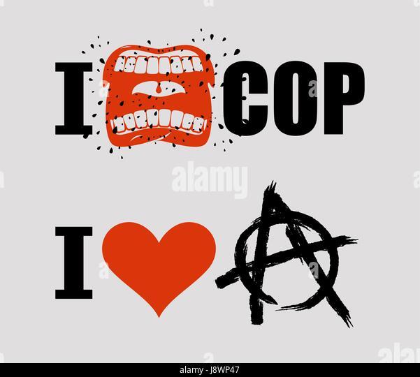 Anarchy Anarchism Anarchist Symbol Stock Photos Anarchy Anarchism