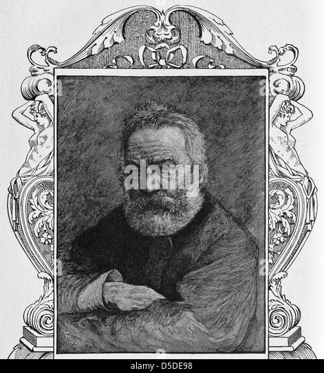 this portrait of victor hugo was done by bastien le page dde jpg write purpose statement research paper