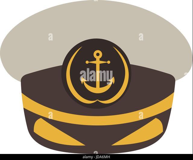 Ship Captain Hat Stock Photos & Ship Captain Hat Stock ... Captain Hat Vector