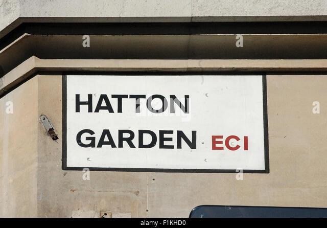 Hatton Garden Ec1 Stock Photos & Hatton Garden Ec1 Stock ...
