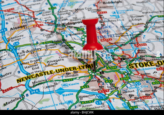 Newcastle Under Lyme Stock Photos  Newcastle Under Lyme Stock