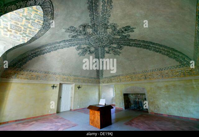 Salle stock photos salle stock images alamy - Hotel de l echo la chaise dieu ...